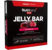 Nutrisens Sport Jelly Bar - Framboise