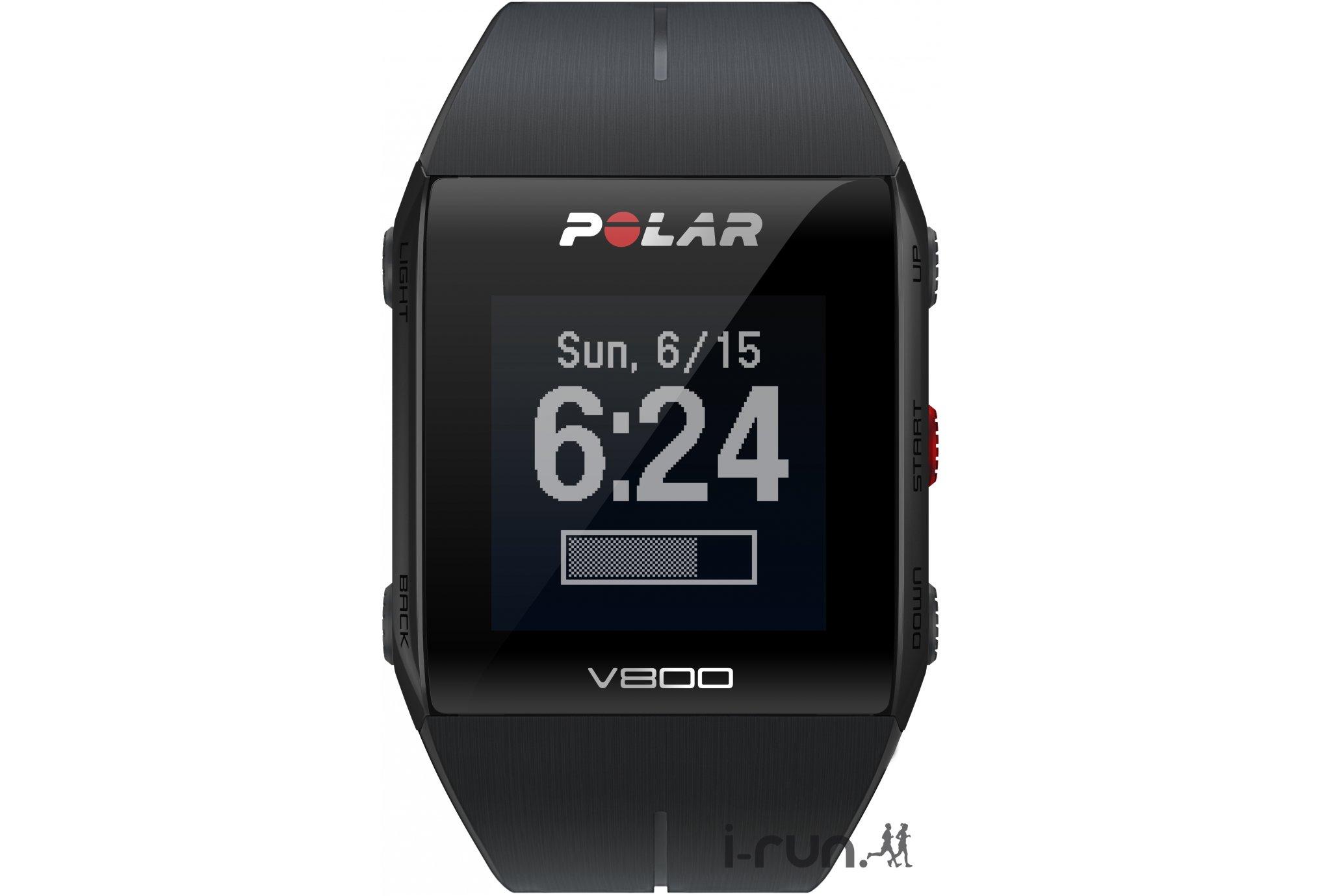 Polar V800 HR Cardio-Gps