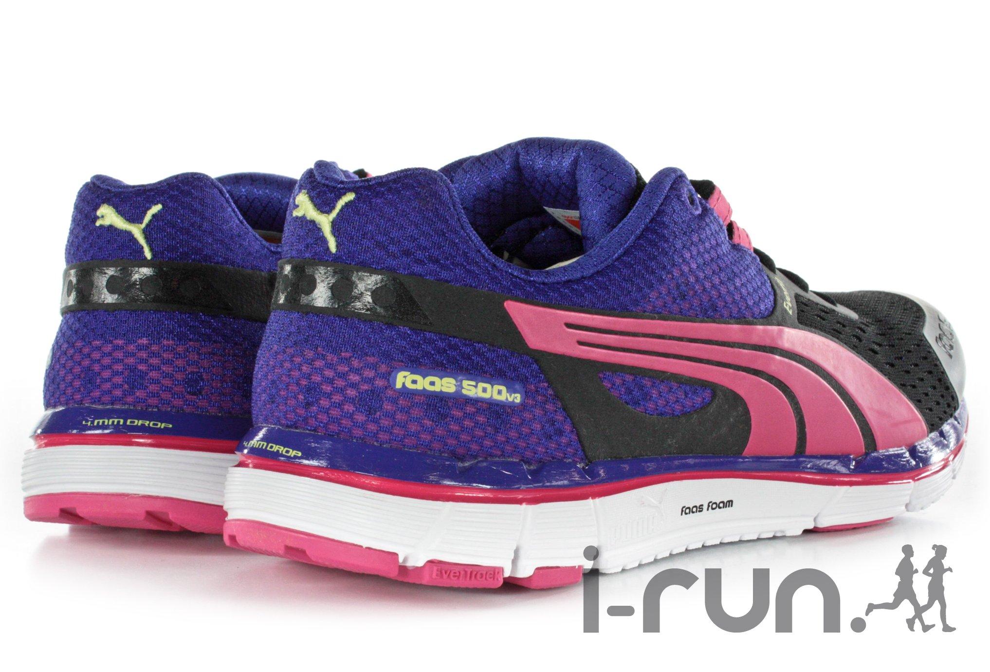 puma chaussures de running faas 500 v3 femme