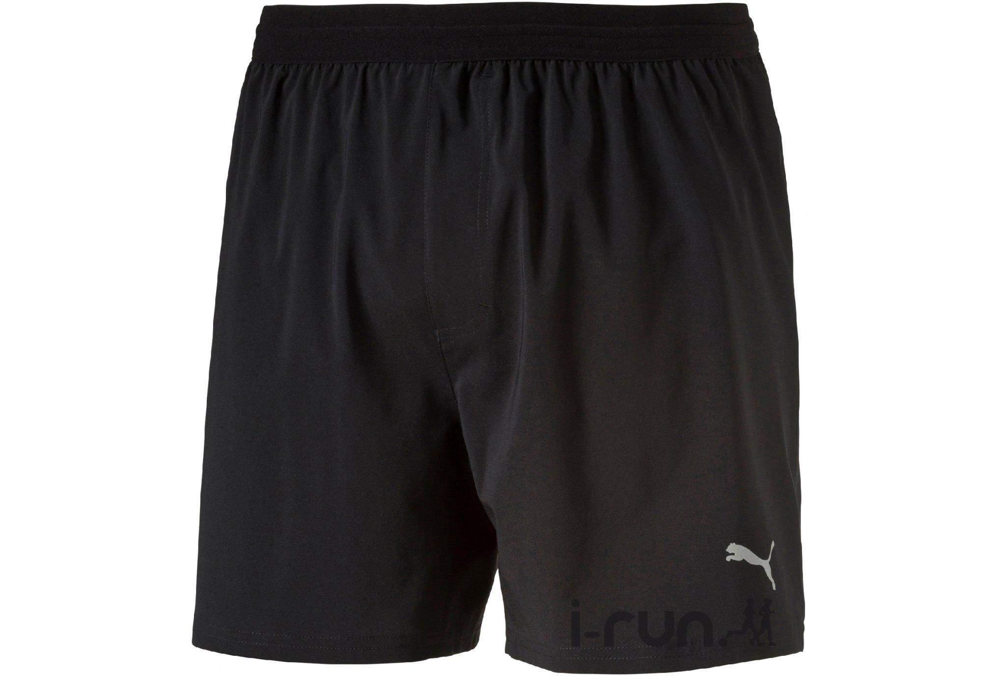 Puma Short Pace 5inch M vêtement running homme