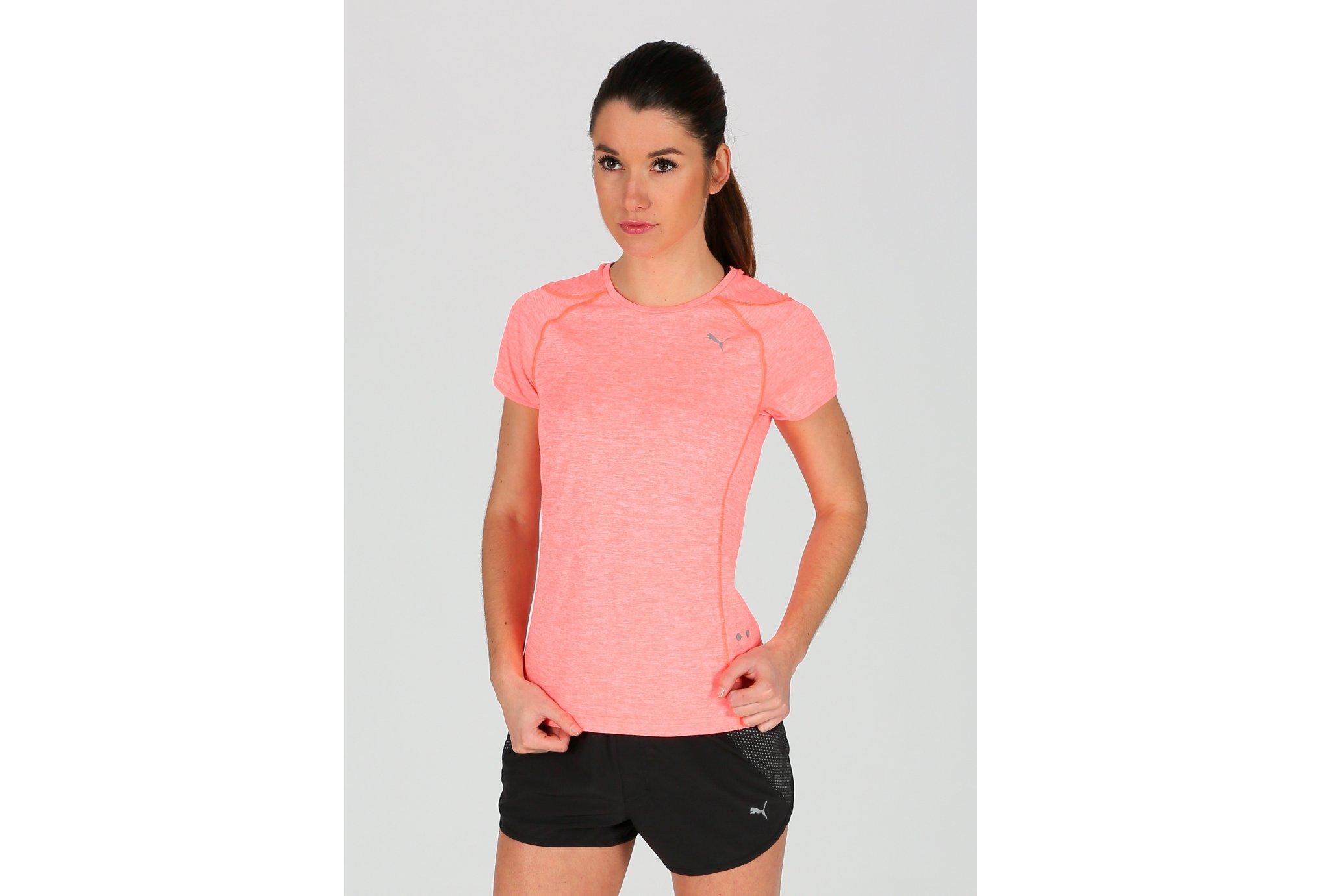Puma Tee-Shirt Pure W vêtement running femme