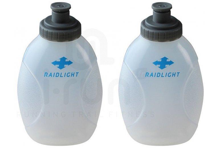 Raidlight Kit 2 Flasks 300ml