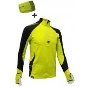 Raidlight Maillot Wintertrail + Bandeau Wintertrail M