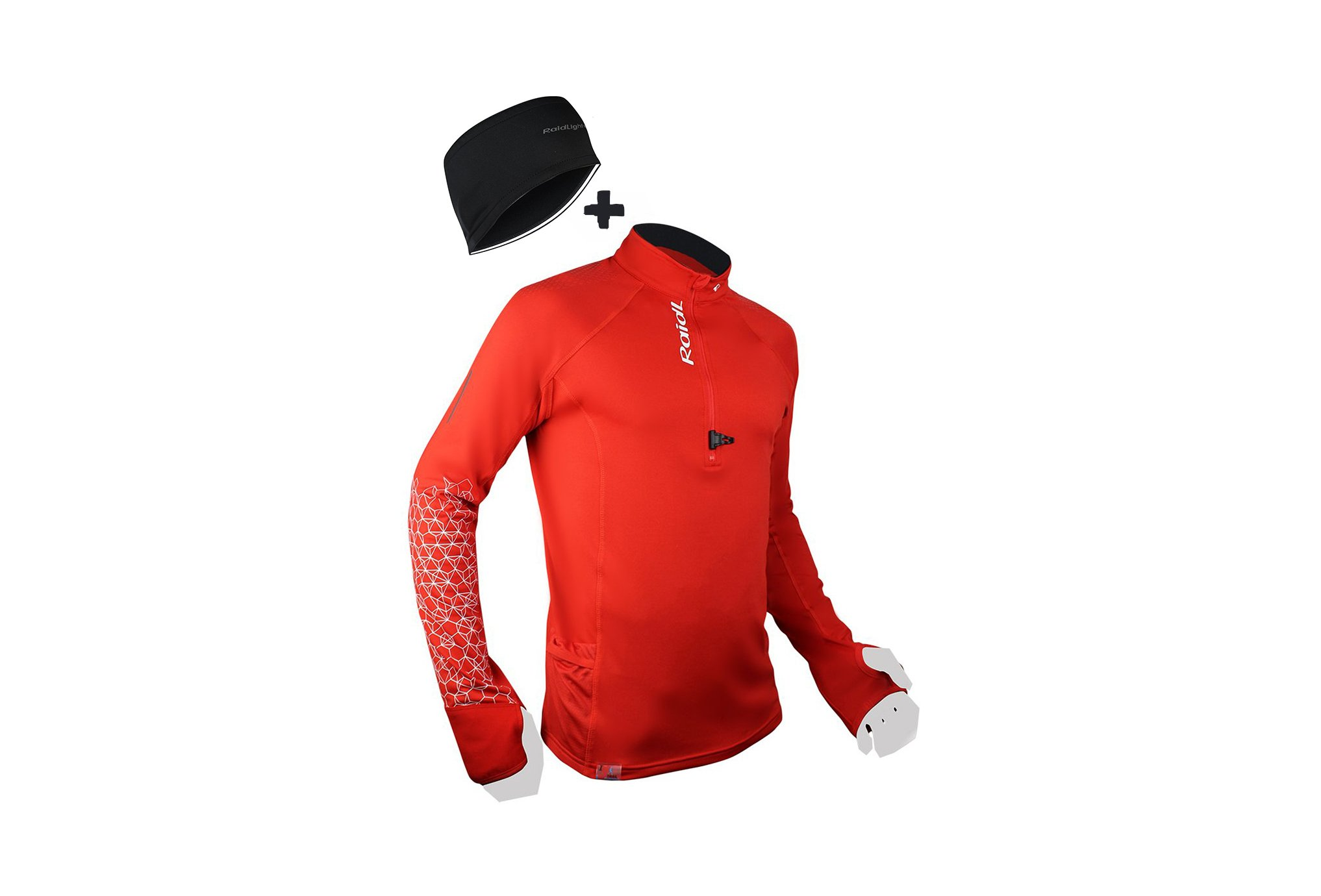 Raidlight Pack Wintertrail M vêtement running homme