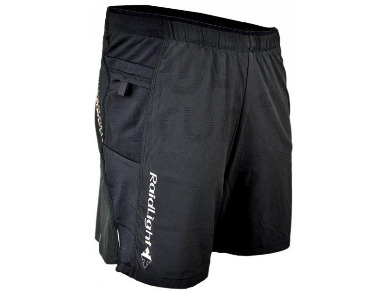 raidlight short trail raider evo m pas cher v tements homme running shorts cuissards en promo. Black Bedroom Furniture Sets. Home Design Ideas