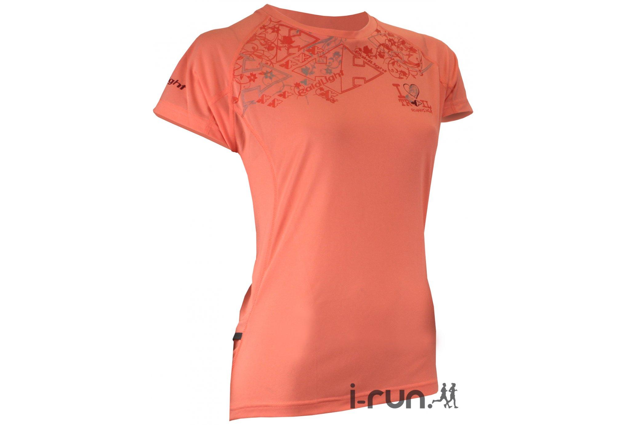 Raidlight Tee-Shirt Technical W vêtement running femme