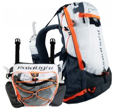 Raidlight Ultra Raid Désert 20L + Pack avant 4L