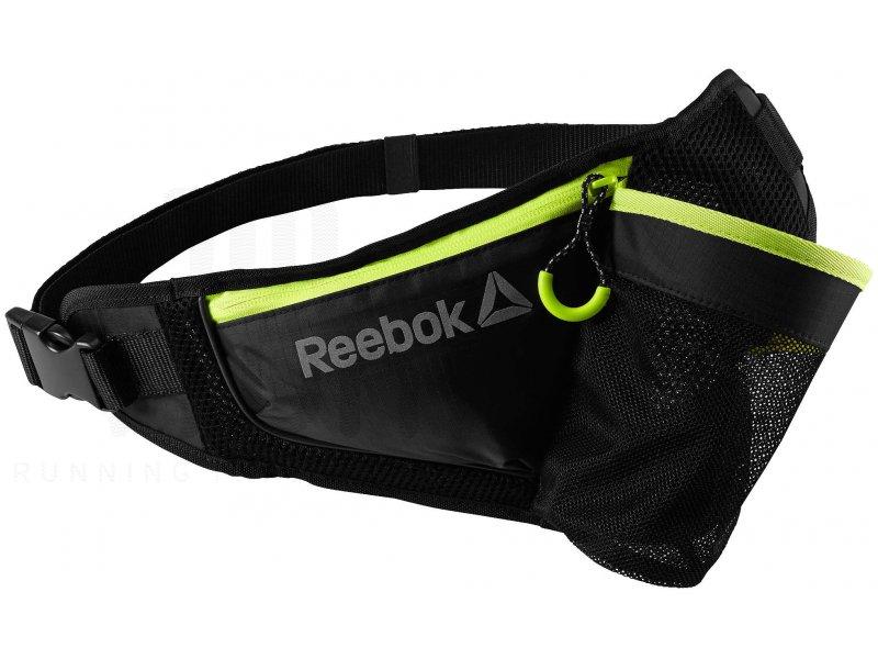 Reebok ceinture porte bidon de running one series pas cher accessoires running sac hydratation - Ceinture porte gourde running ...