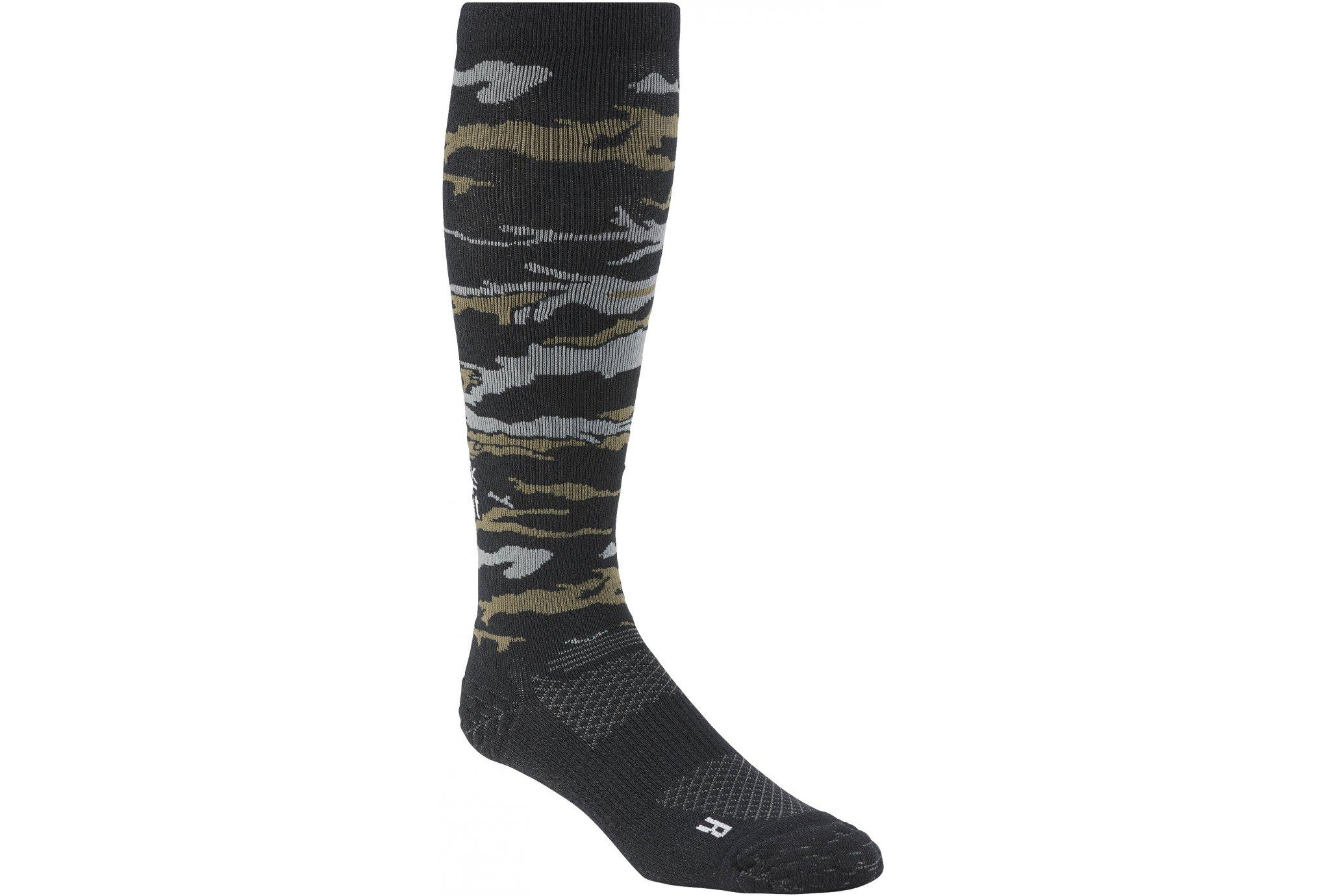 Reebok Chaussettes de Compression CrossFit Chaussettes