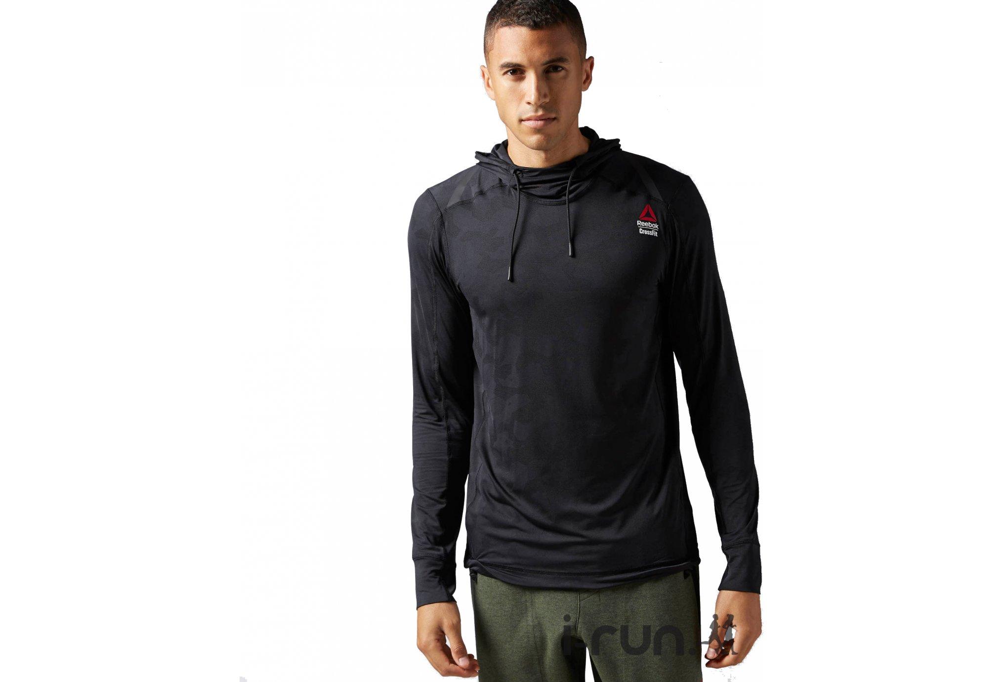 Reebok Crossfit Jacquard M vêtement running homme