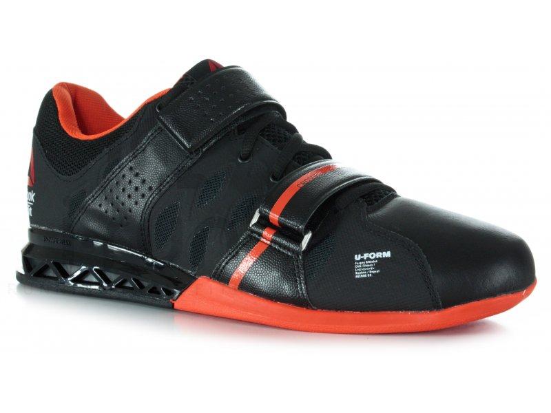 reebok crossfit lifter plus 2 0 m pas cher destockage running chaussures homme en promo. Black Bedroom Furniture Sets. Home Design Ideas