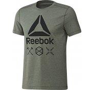 Reebok Speedwick Logo Graphic M