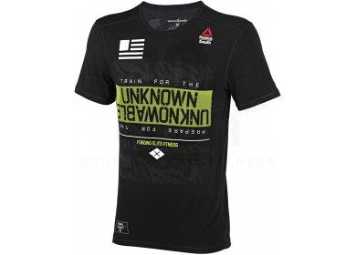 Reebok Tee-shirt CrossFit Burnout M