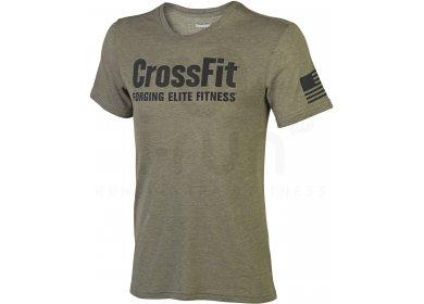 Reebok Tee-shirt CrossFit Forging Elite Fitness M