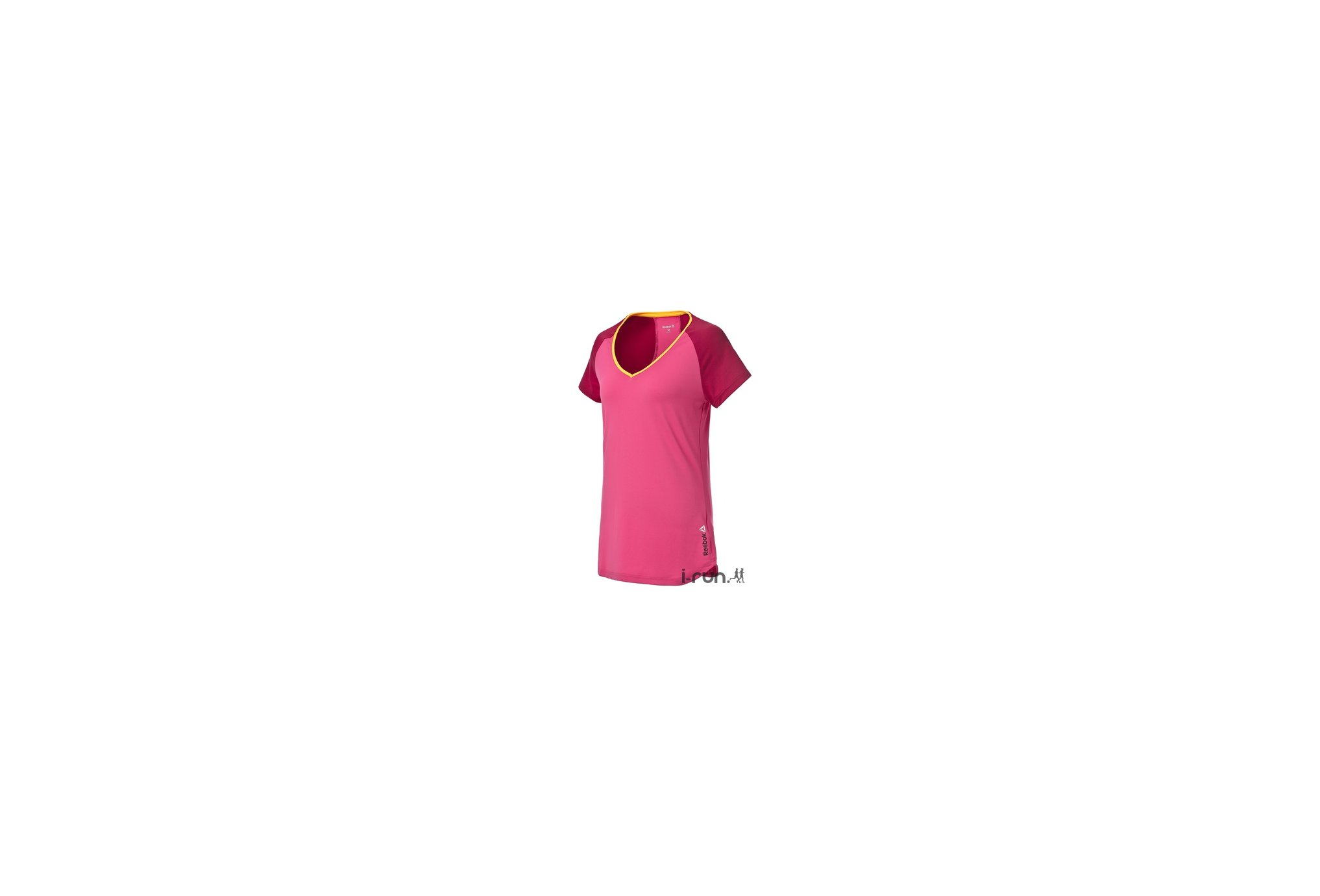 Reebok Tee-Shirt Dst W Diététique Vêtements femme