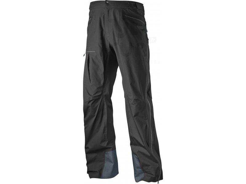 salomon pantalon minim jam gore tex m pas cher v tements homme running collants pantalons en. Black Bedroom Furniture Sets. Home Design Ideas