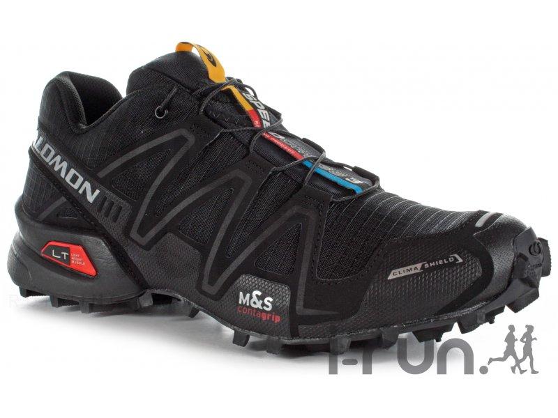 salomon speedcross 3 climashield m pas cher chaussures homme running trail en promo. Black Bedroom Furniture Sets. Home Design Ideas
