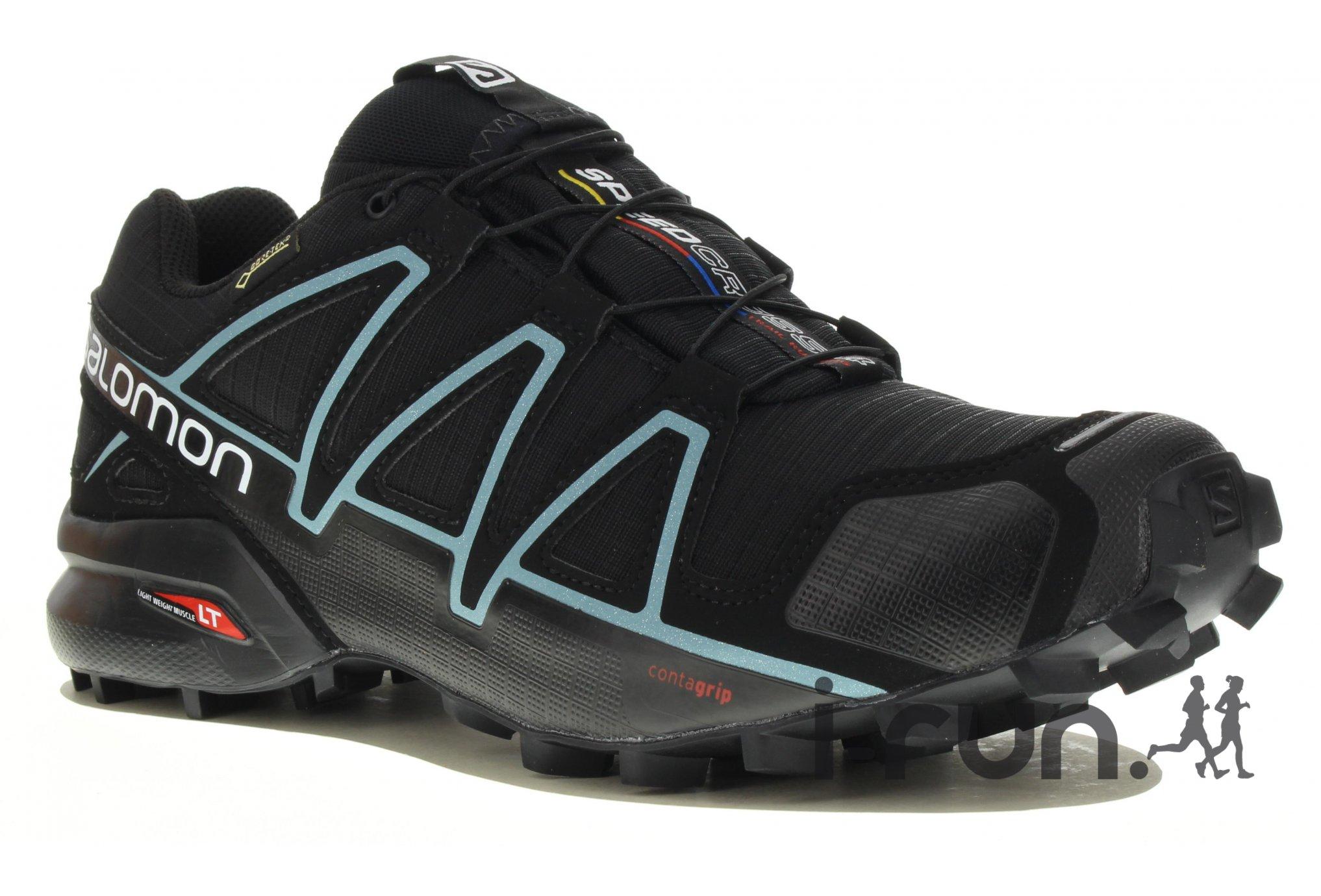 Salomon SPEEDCROSS 4 Gore-Tex W Chaussures running femme