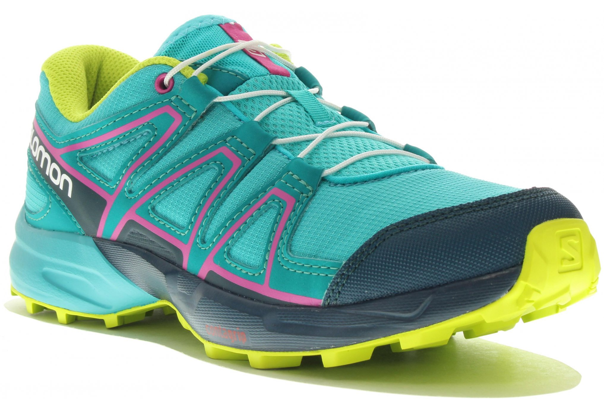 Arqe0r Speedcross Salomon Femme Resathlon Chaussures Running Junior UxwfqCY
