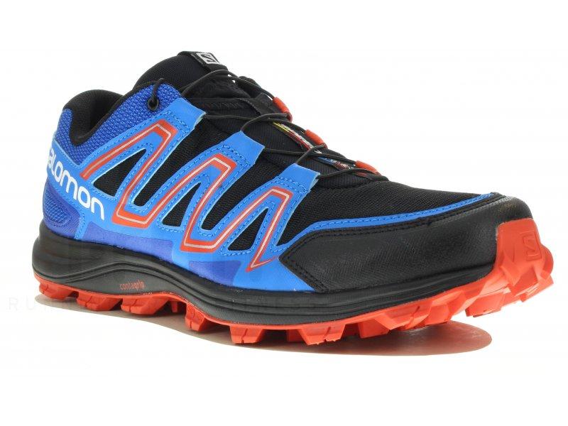 salomon speedtrak m pas cher chaussures homme running trail en promo. Black Bedroom Furniture Sets. Home Design Ideas