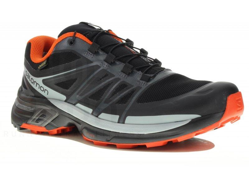 en soldes c1286 f5f3b chaussures trail salomon xt wings 3 homme