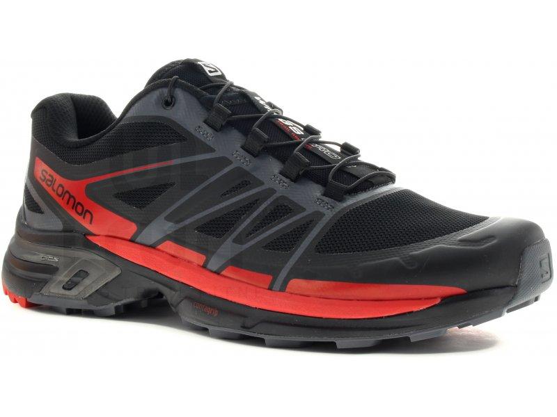 batterie chaussures salomon