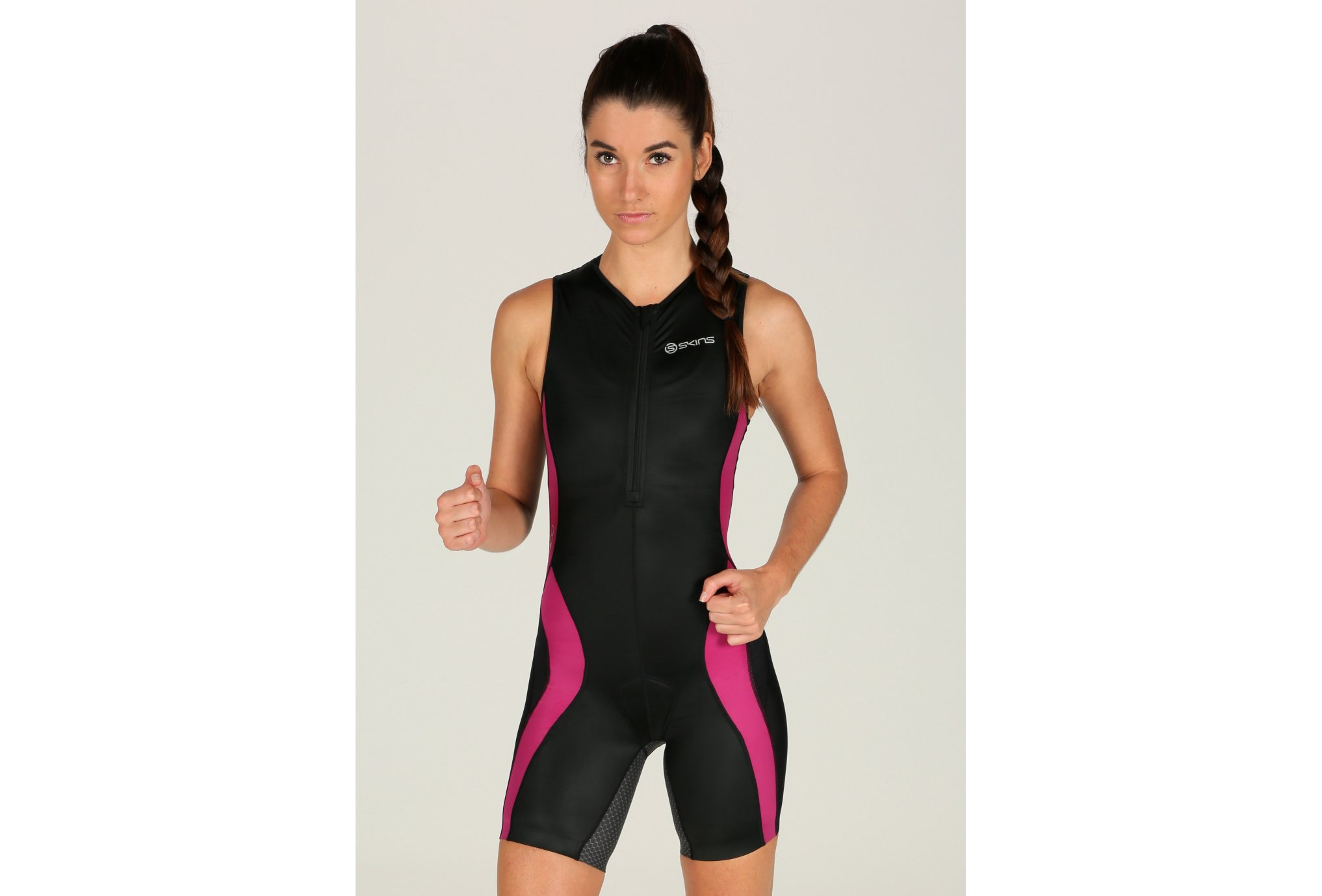 Skins Combinaison TRI400 W vêtement running femme