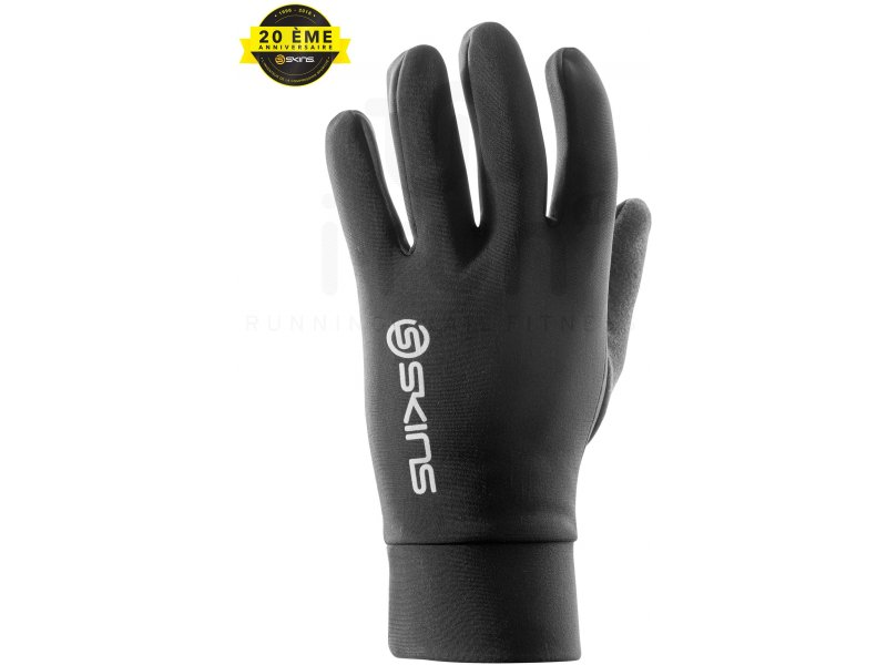 skins gants thermal running accessoires running bonnets gants skins gants thermal running. Black Bedroom Furniture Sets. Home Design Ideas