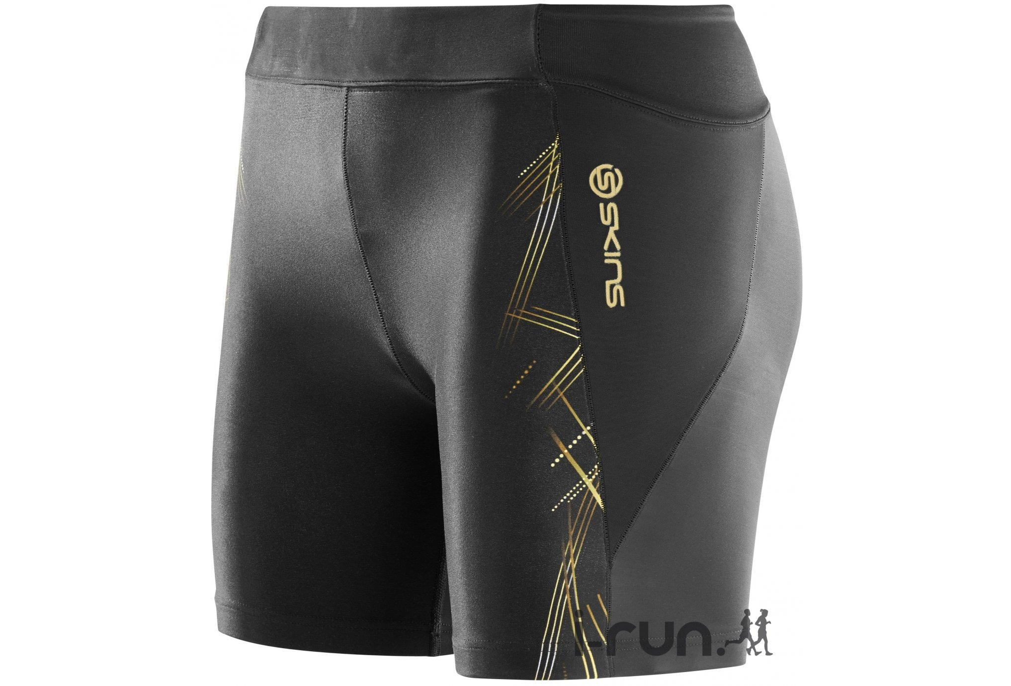 Skins Short A400 Active W vêtement running femme