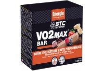 STC Nutrition Etui 5 Barres VO2 Max Banane