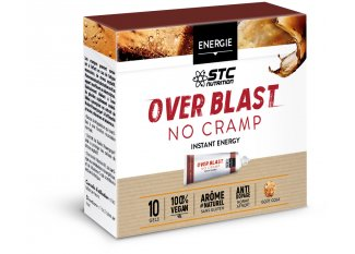STC Nutrition Caja Geles Over Blast No Cramp - Cola