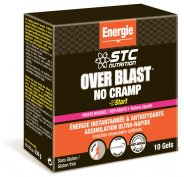 STC Nutrition Etui Gels Over Blast No Cramp - Fruits Rouges