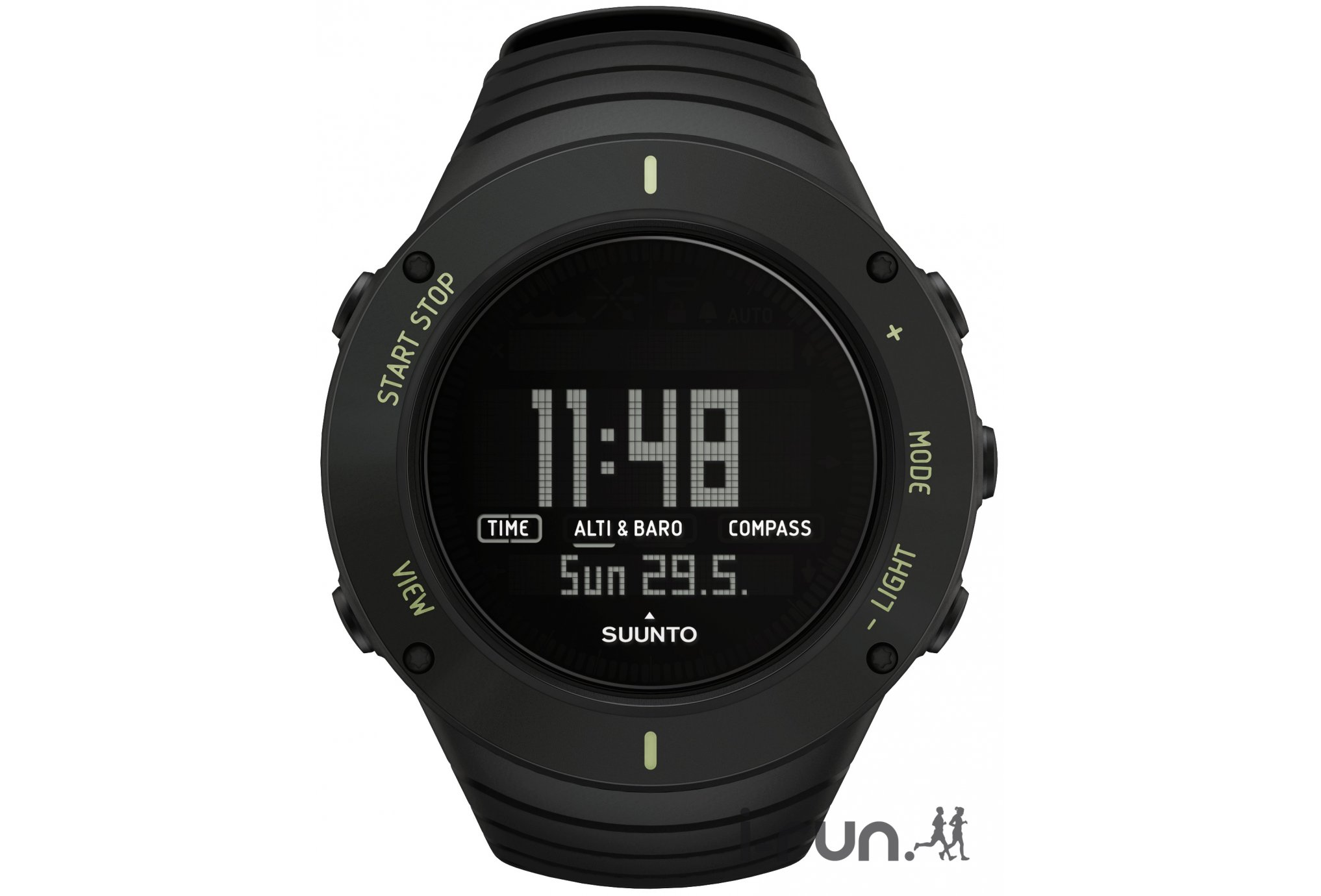 Suunto Core ultimate black montres de sport
