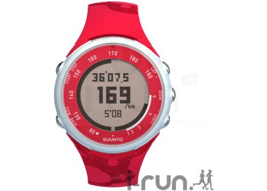 Suunto T3C Sporty red Run Pack