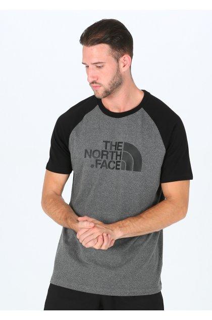 The North Face Camiseta manga corta Raglan Easy