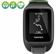 Tomtom Runner 3 Cardio + Music + Casque Bluetooth - Small