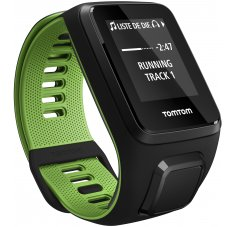 Tomtom Runner 3 Cardio + Music + Casque Bluetooth - Large