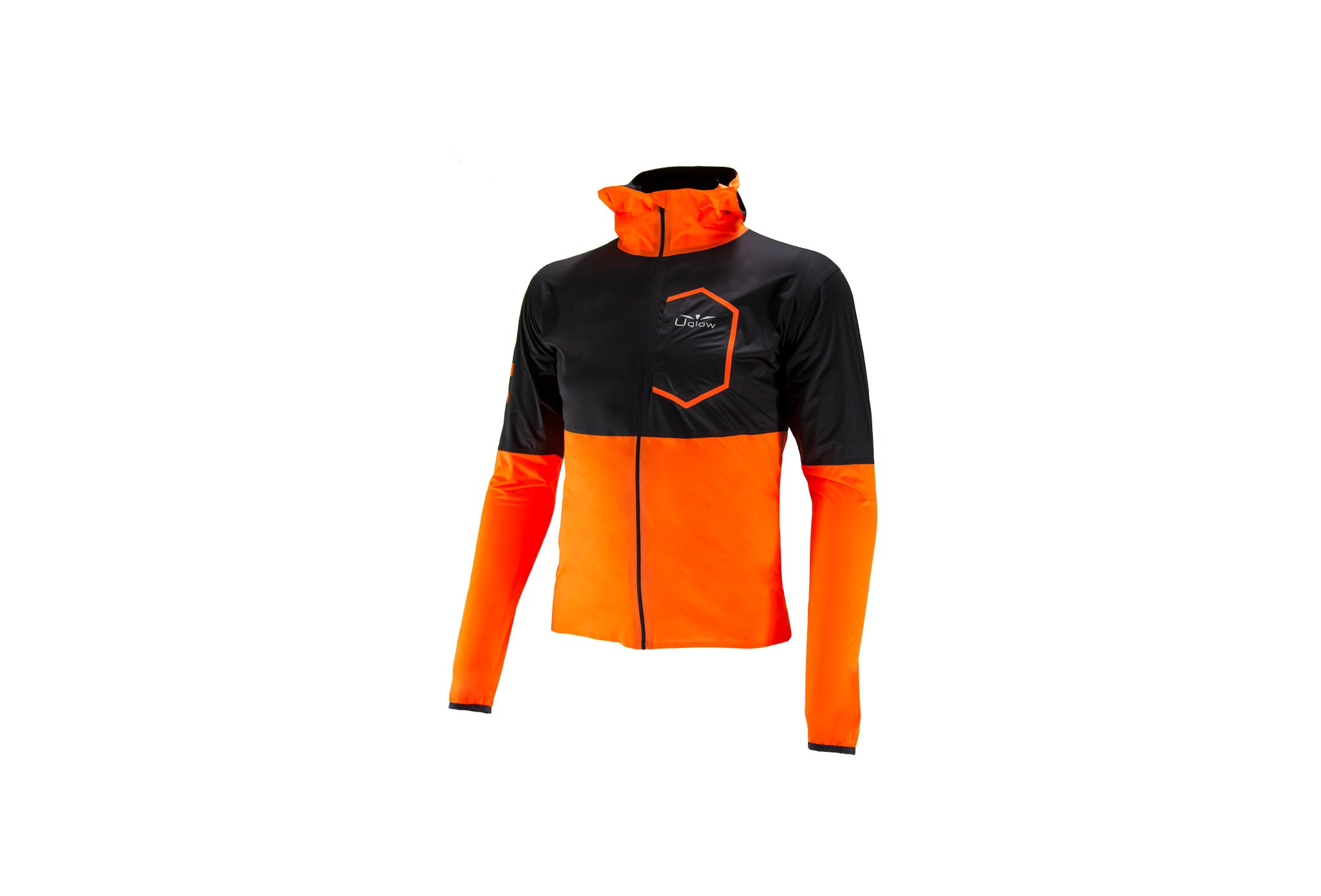 Uglow U-Rain Hybrid M vêtement running homme