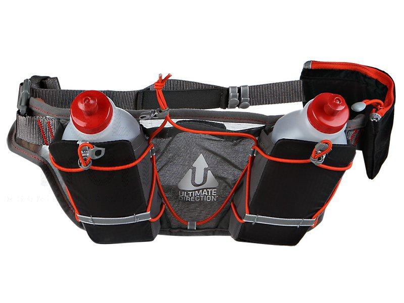 Ultimate direction ceinture porte bidons jurek endure pas cher accessoires running sac - Ceinture porte gourde running ...