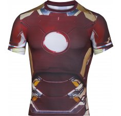 Under Armour Alter Ego Iron Man M