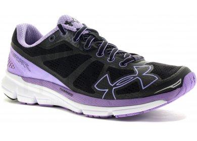 Réduction Commercialisable Sortie 2018 Nouvelle Chaussures Under Armour Charged Bandit violettes femme Réduction Excellente 7drts2