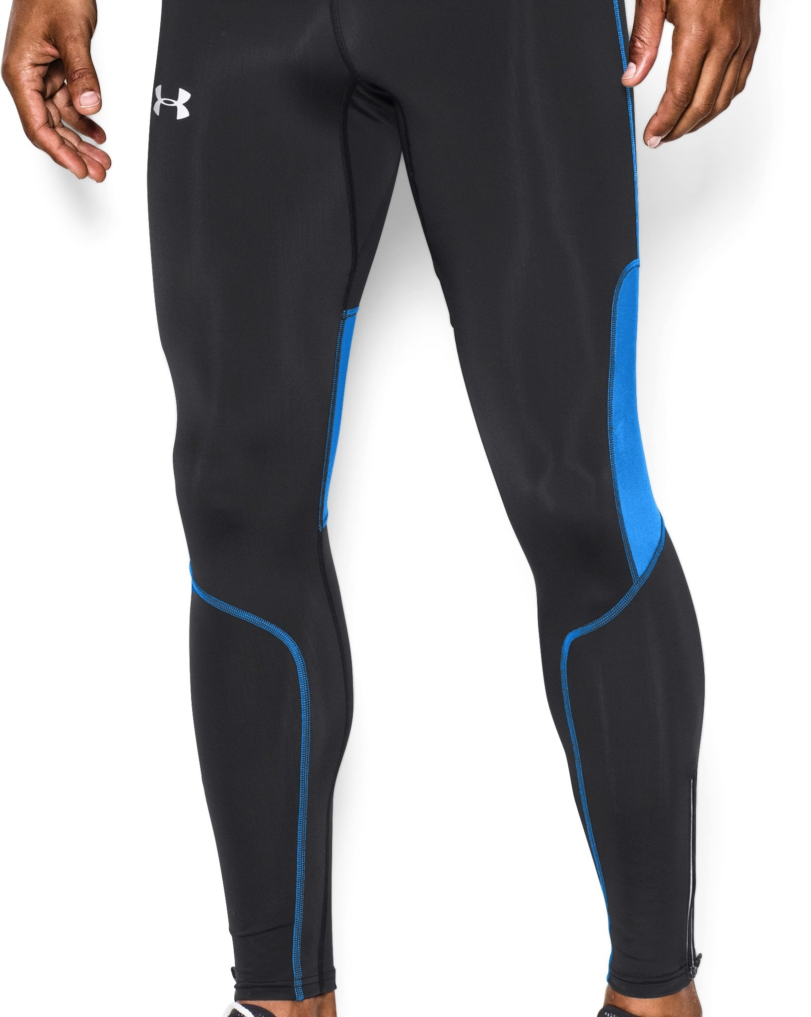Under Armour Collant Compression Dynamic Run M v�tement running homme