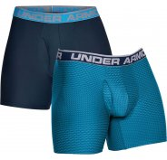 Under Armour Lot 2 Boxers Original 6 Novity M
