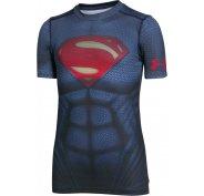 Under Armour Tee-shirt Compression Alter Ego Superman Junior