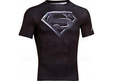 Under Armour Tee-shirt Compression Alter Ego Superman M