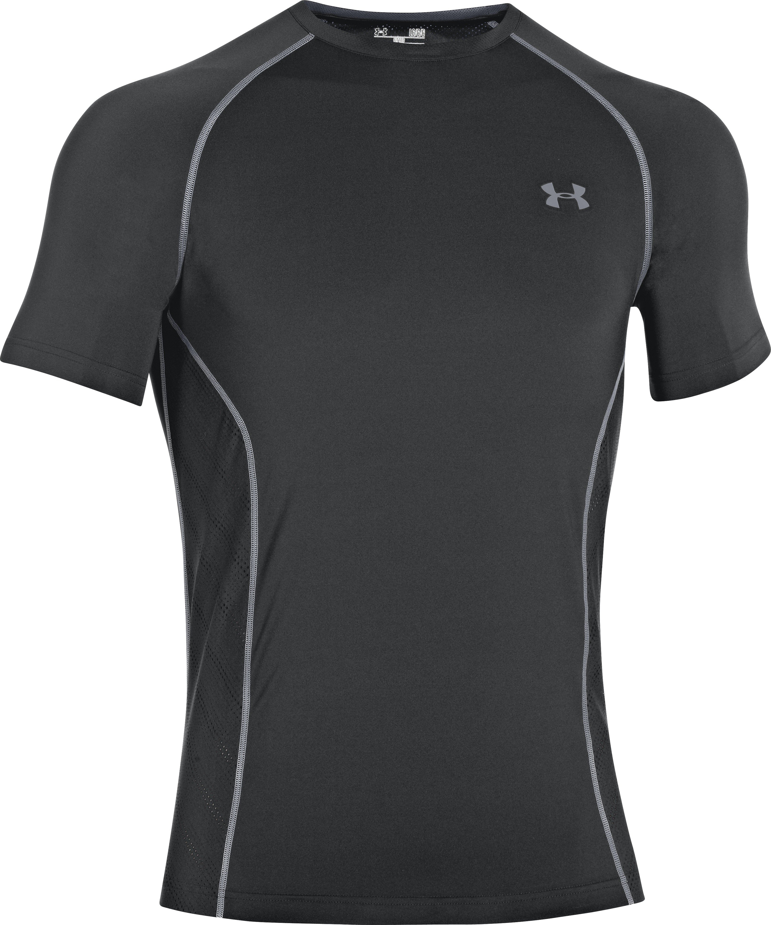 Under Armour Tee-shirt HeatGear Sonic ArmourVent M v�tement running homme