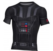 Under Armour Tee-shirt Star Wars UA Vader Compression M
