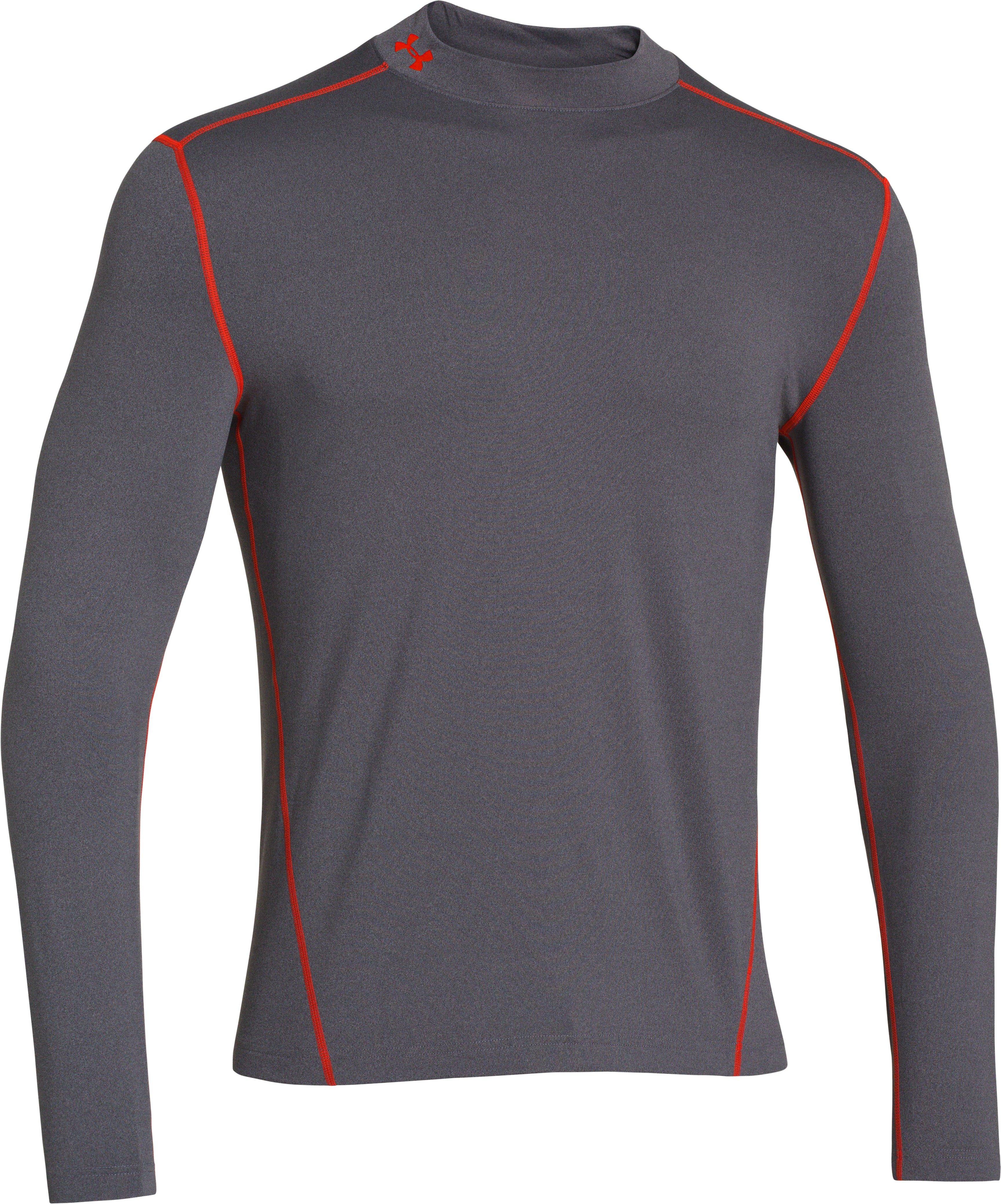 Under Armour Tee-Shirt UA Evo ColdGear M v�tement running homme