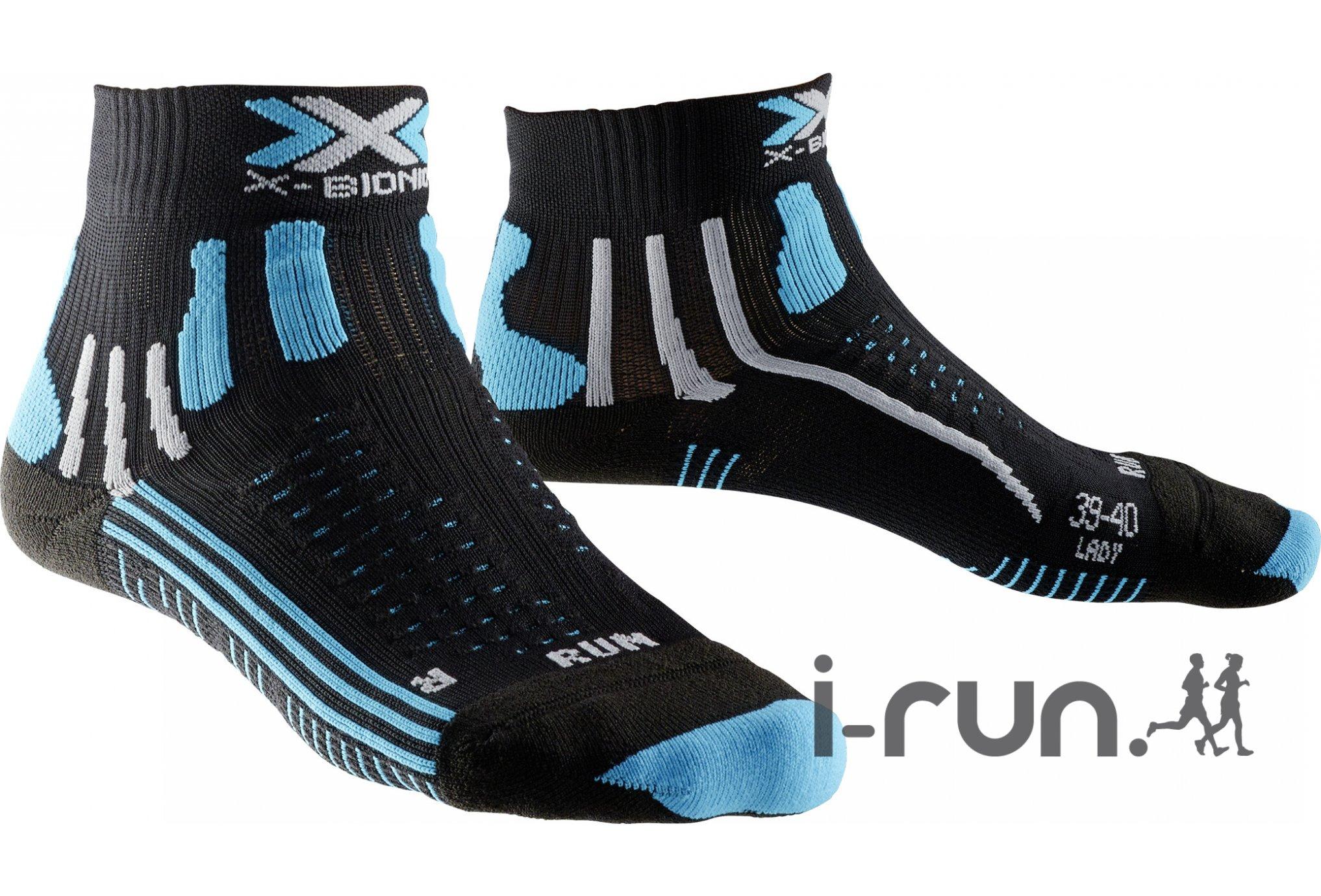 X-Bionic Chaussettes Effektor XBS Running W Chaussettes