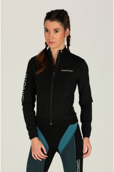 X-Bionic Veste Anatomical Bike Beaver W